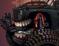 #BeastedUp Jeep