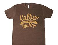Diseño de promos FB y remeras / Kalbermatter / 2010