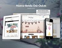 Tienda online Oui-Oui.es by lunática.biz