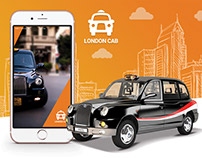 London Cab - Mobile Apps