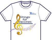 Strings for Vaccines | Vaccine Ambassadors 2018