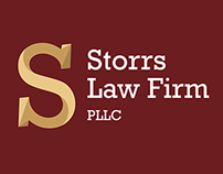 Storrs Law Firm Branding