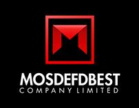 MOSDEFDBEST COMPANY LTD BRAND IDENTITY DESIGN