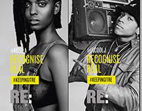 RE: Brand Position Campaign 2017 - Concept