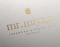 Mr. Miyagi Japanese Burger Bar
