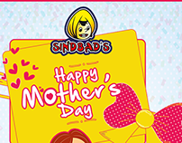 Sindbad's mother's day