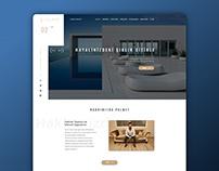 Palmet Web Sitesi Tasarımı
