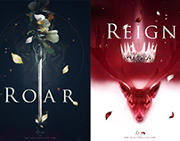 Book Cover Design Concepts