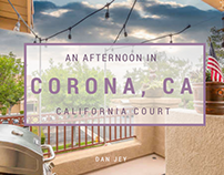 An Afternoon in Corona, CA: California Court