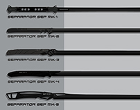 Modern Military Sword Concepts