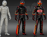 3D Dupont Driver's Suit