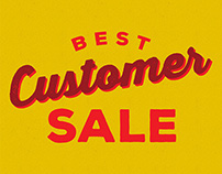 Rockler Best Customer Sale