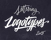 Lettering Logo Set 2015