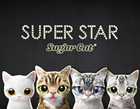 Super Star Sugar Cat