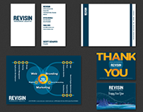 Revisin - Website and company collateral