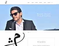 Moeen Shreif | Website