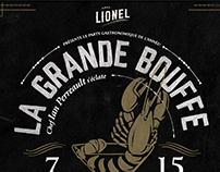 La grande bouffe du 31 décembre – Chez Lionel