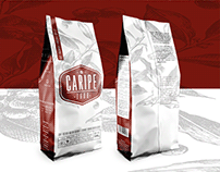 Packaging Café Caripe 1600