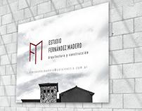 Branding // Arquitectura Fernández Madero