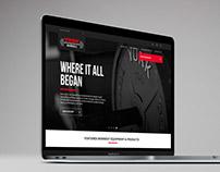 York Barbell Website