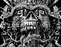 Aztec Skull
