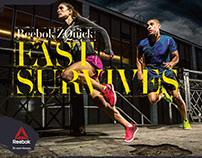 Reebok ZQuick Campaign
