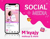 MIkyaiy Social Media