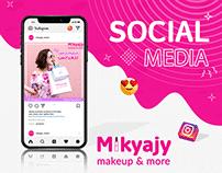MIkyaiy Social Media