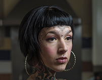 ITS- Taylor Wessing project. 'Under The Skin' ideas.