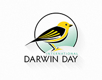DarwinDay.org - Brand and Web Design