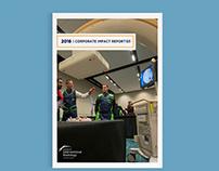 Editorial Design // Corporate Report