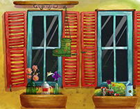 Background Illustrations