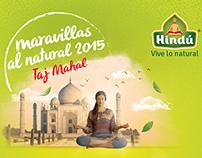 Campaña promo - Té Hindú