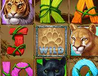 "Slot machine for SALE – ""Wild Cats"""