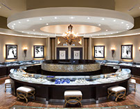 Interior Design - Jewelry Stores: Leslie McGwire & Ass