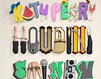 Elizabeth Quay - Typography