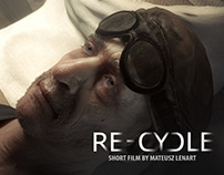 Re-cycle short film announce