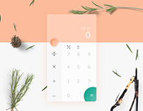 Daily UI - UI screens