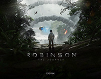 Robinson: The Journey - Box Art