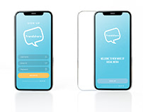 Frendshare App Design