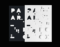 Paradox // Editorial Design
