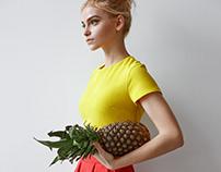 Pineapple slavery