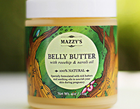 Mazzy's Belly Butter