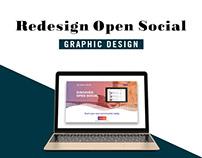 Redesign Open Social Website