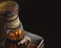 3d Bottle Jack Daniels Single Barrel