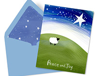 Personal Work-Greeting Cards