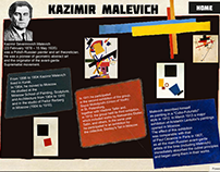 Suprematism Website