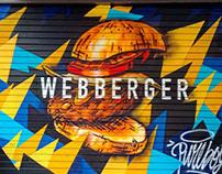 Webberger Kaohsiung . Mural