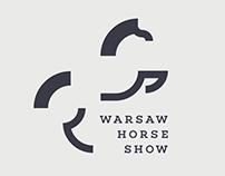 Warsaw Horse Show Logo
