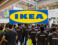 IKEA 2017 Catalogue Release Event T-shirts